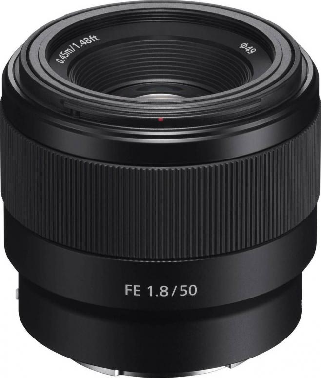 Sony FE 50mm f1,8 Prime (SEL-50F18F)
