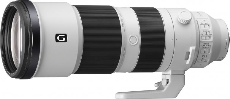 Sony SEL 200-600mm F5,6-6,3 E-Mount