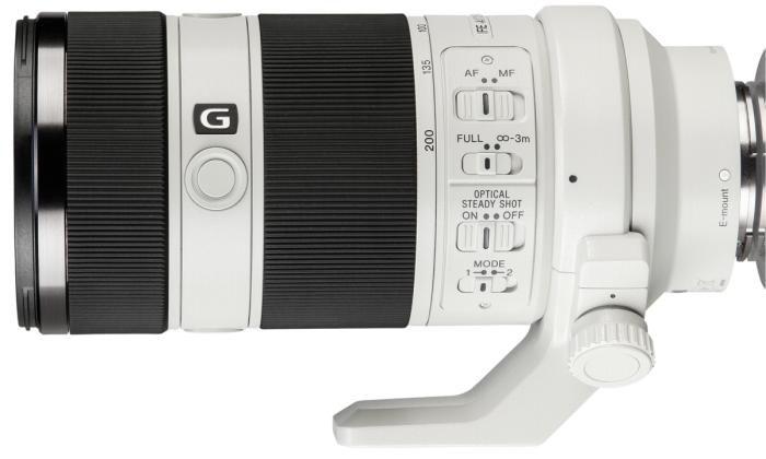 Sony SEL 70-200mm 1:4 FEG OSS