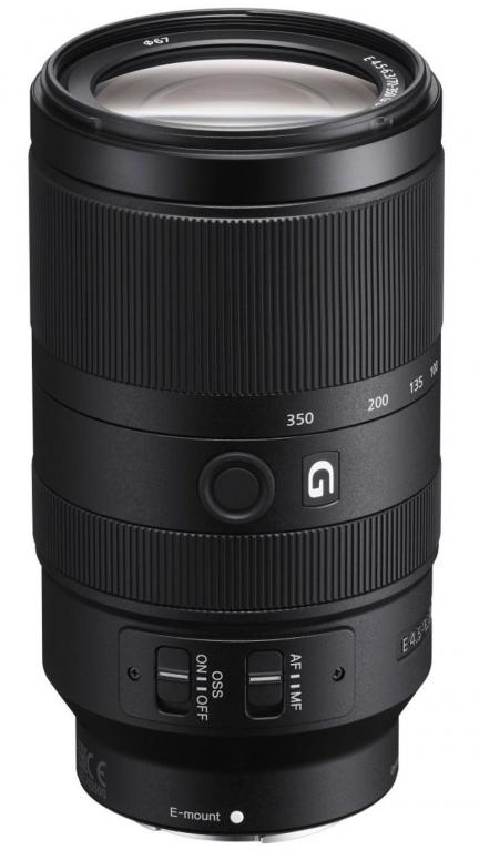 Sony SEL 70-350mm f4.5-6.3 G OSS
