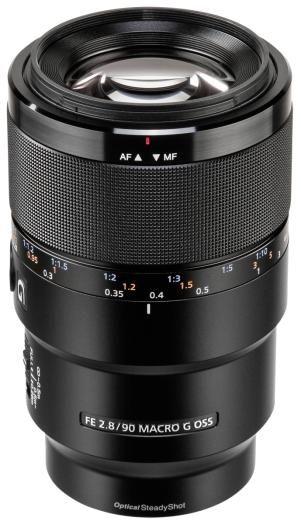 Sony SEL 90mm 1:2,8 FE Macro G OSS