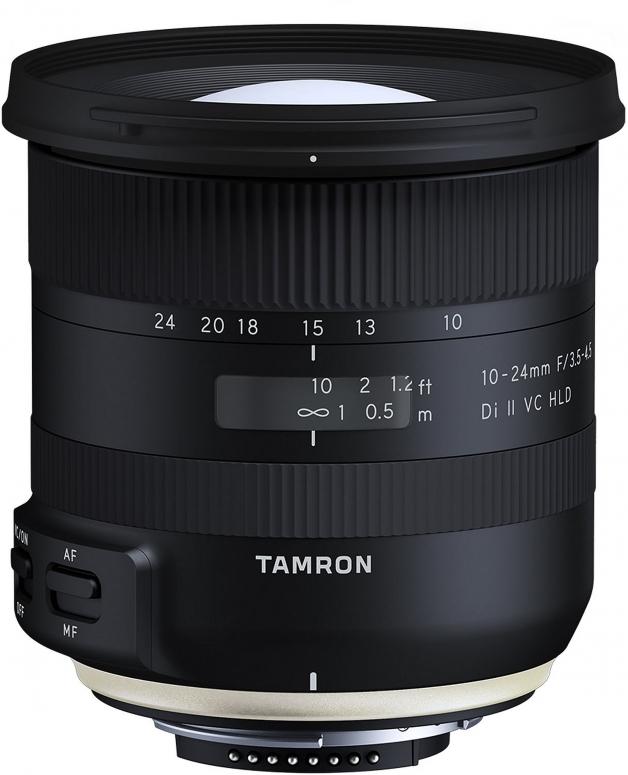 Tamron 10-24mm f3,5-4,5 DI II VC HLD Canon