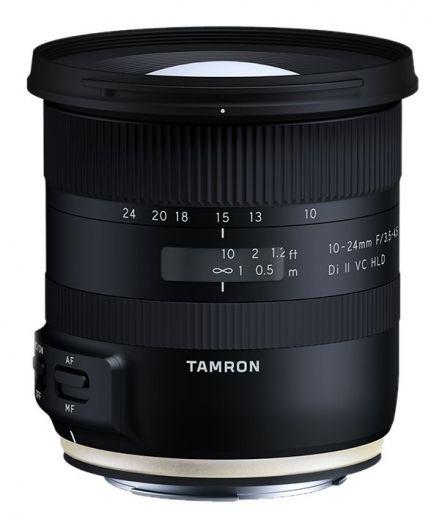 Tamron 10-24mm f3,5-4,5 DI II VC HLD Nikon