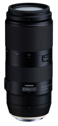 Tamron 100-400mm f4,5-6,3 Di VC USD Canon