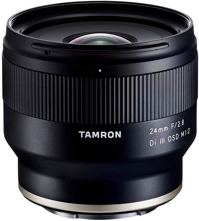 Tamron 24mm f2,8 Di III OSD 1:2 Macro Sony E-Mount
