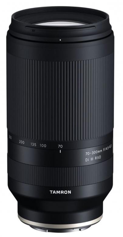 Tamron 70-300mm f4,5-6,3 Di III RXD E-Mount