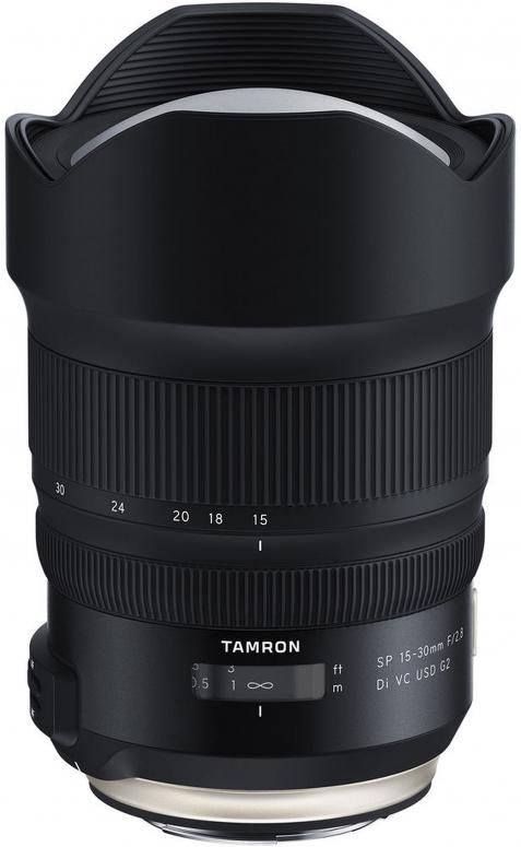 Tamron SP 15-30mm f2.8 Di VC USD G2 Canon