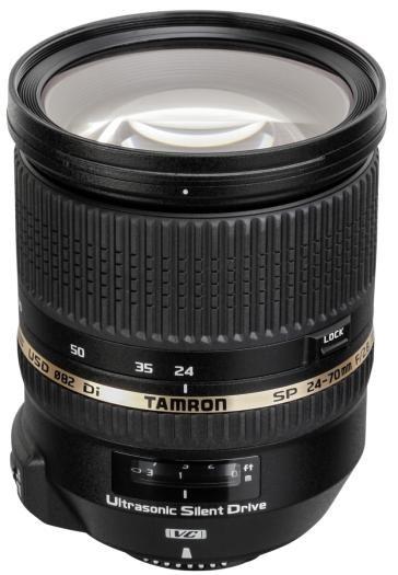 Tamron SP 24-70mm f2,8 SP Di VC USD + 70-200mm f2,8 Di USD SONY
