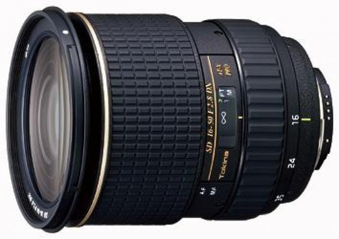 Tokina AT-X 16-50mm 1:2,8 Pro DX AF Nikon