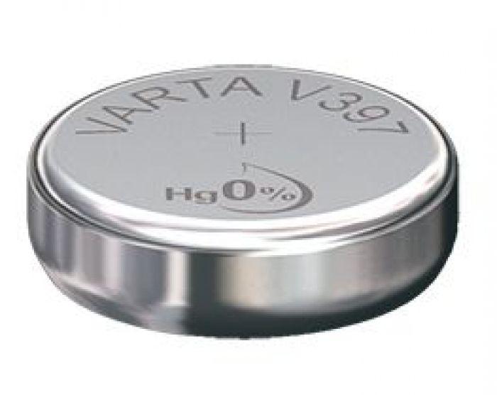 VARTA V 397 Uhrenbatterie