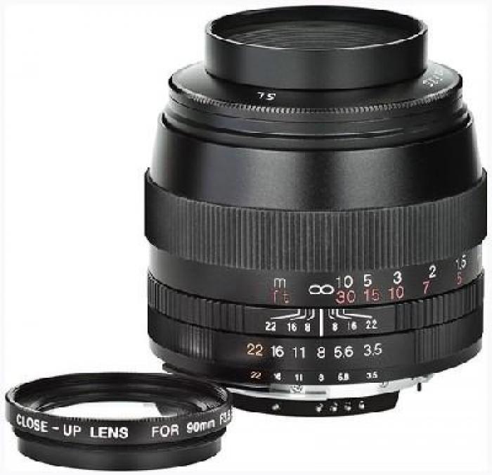 Voigtländer APO Lanthar 90mm 1:3,5 Aspherical Canon