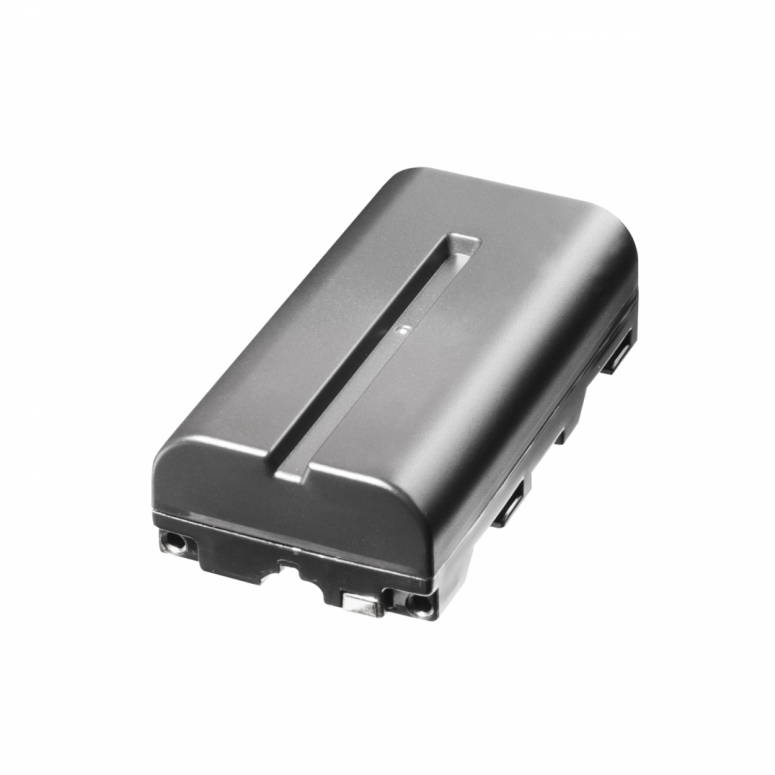Walimex NP-F 550 Li-Ion Akku für Sony 2200 mAh