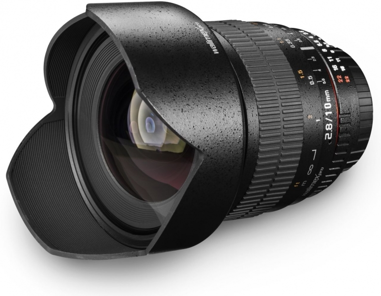 Walimex pro 10mm F2,8 DSLR Canon EF