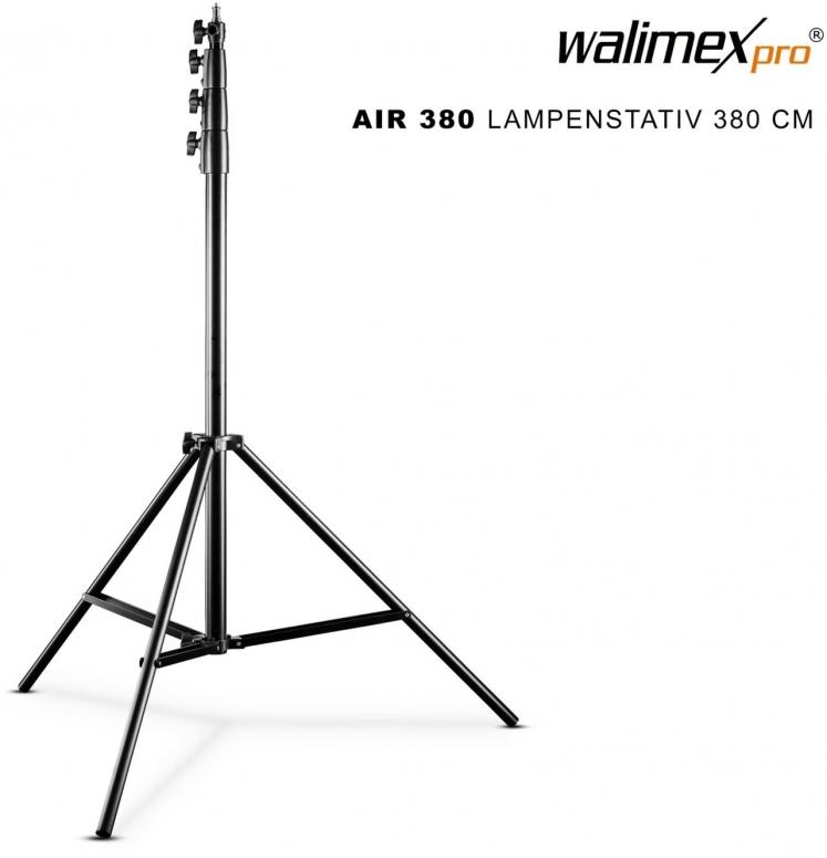 Walimex pro AIR 380 Lampenstativ 380cm