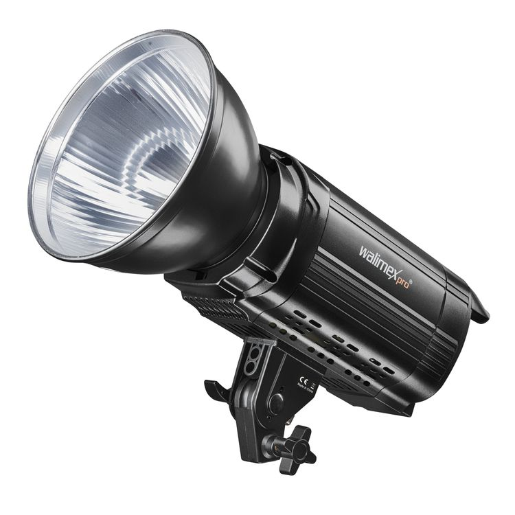 Walimex pro LED Foto Video Studioleuchte Niova 100 Plus Daylight 100 W