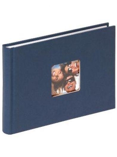 Walther Buchalbum Fun FA-207-L 22x16cm blau