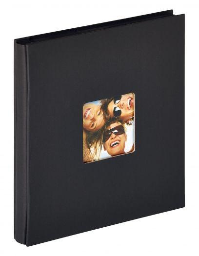 Walther Einsteckalbum EA-110-B Fun Memo für 400x10x15 schwarz