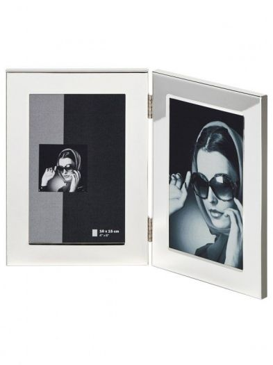 Walther Emily PP218V Portraitrahmen 2x13x18 silber