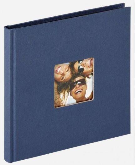 Walther FA-199-L Designalbum Fun blau 18x18