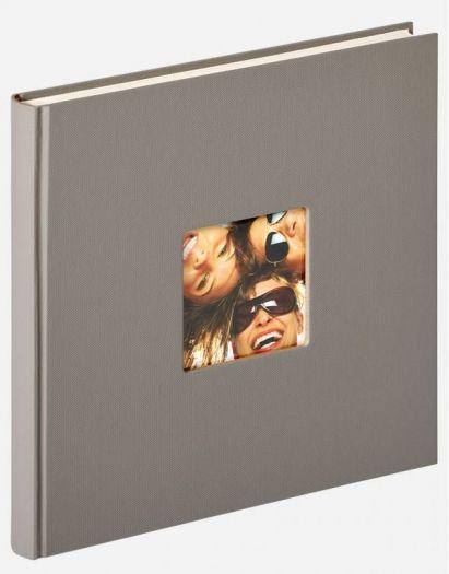 Walther Fun FA-205-X Buchalbum 26x25 grau