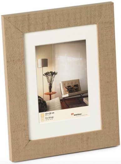 Walther Holzrahmen HO050C Home 40x50cm beige