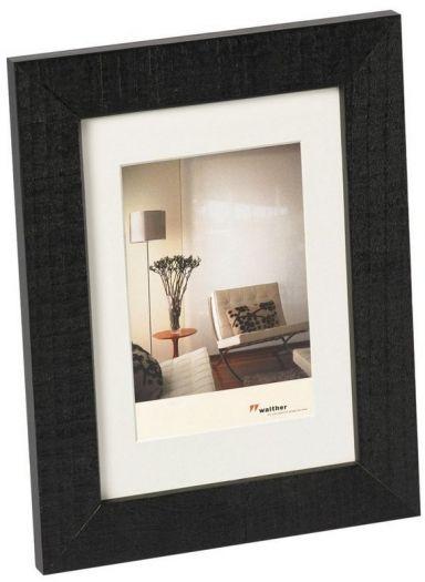 Walther Holzrahmen HO330B Home 30x30cm schwarz