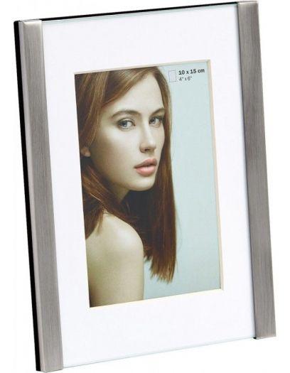 Walther Porträtrahmen IM015S Mette 10x15cm
