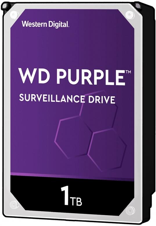 Western Digital Purple 1TB interne 3,5 HDD BULK Festplatte