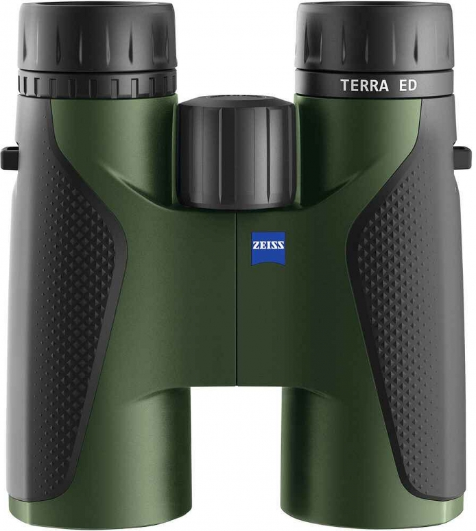 ZEISS Terra ED 10x42 schwarz/grün