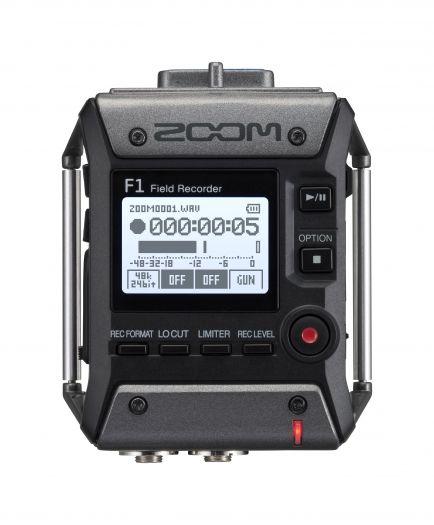 Zoom F1-SP Field Recorder + Shotgun Mic SGH-6