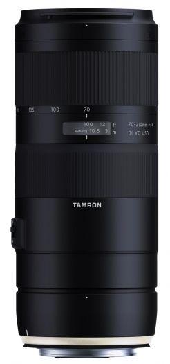 Tamron 70-210 mm F//4 Di VC USD Nikon Objektiv schwarz