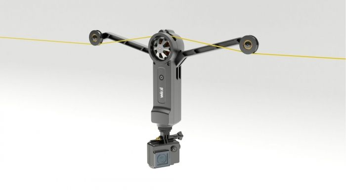 Wiral Lite Kit Cable Cam Ger 228 T Inkl Fernsteuerung Foto