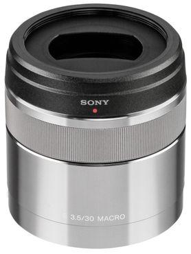 Sony SEL 30mm 1:3,5 Makro