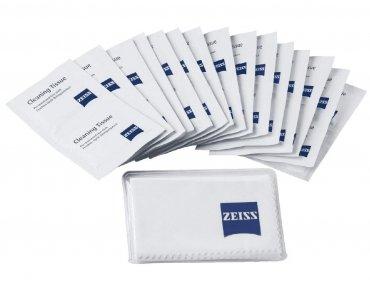 ZEISS Reinigungstücher (20x Feucht, Microf. 18x18)