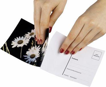 Hama Postkartenaufkleber für Bilder