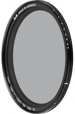 B+W XS-Pro Digital Graufilter Vario MRC nano 62