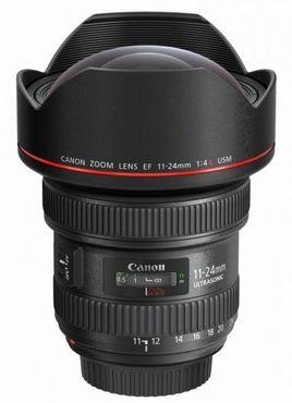 Canon EF 11-24mm 1:4 L USM