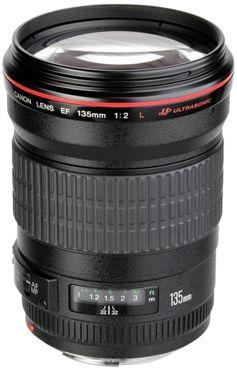 Canon EF 135mm 1:2 L USM