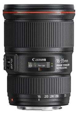 Canon EF 16-35mm 1:4 L IS USM