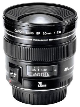 Canon EF 20mm 1:2,8 USM