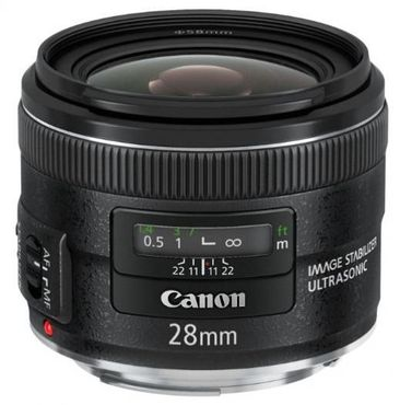 Canon EF 28mm 1:2,8 IS USM
