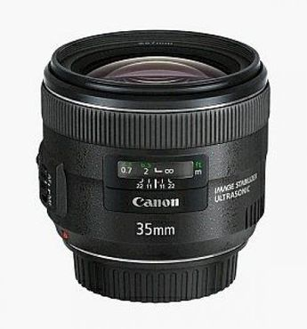 Canon EF 35mm f2.0 IS USM
