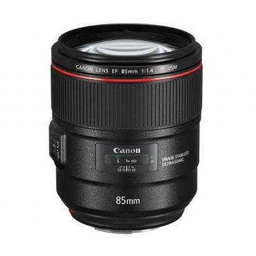 Canon EF 85mm f1,4L IS USM