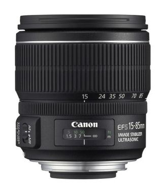 Canon EF-S 15-85mm 1:3,5-5,6 IS USM