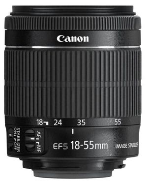 Canon EF-S 18-55mm 1:3,5-5,6 IS STM