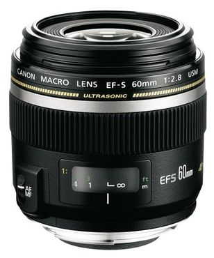 Canon EF-S 60mm 1:2,8 Macro USM