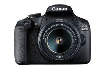 Canon EOS 2000D Kit + EF-S 18-55mm f3,5-5,6 IS II