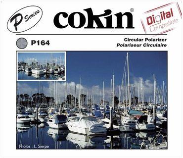 Cokin P164 Polfilter cirkular für P Serie