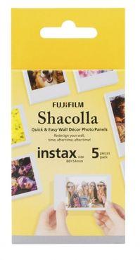 Fujifilm 1x5 Shacolla-Box 5,4x8,6 Instax Mini