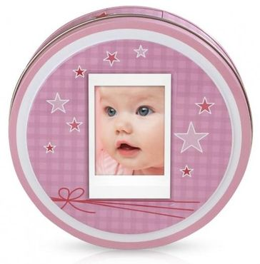 Fujifilm Instax Mini Baby-Set pink inkl. Modeliermasse